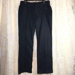 Chico's Navy Pants